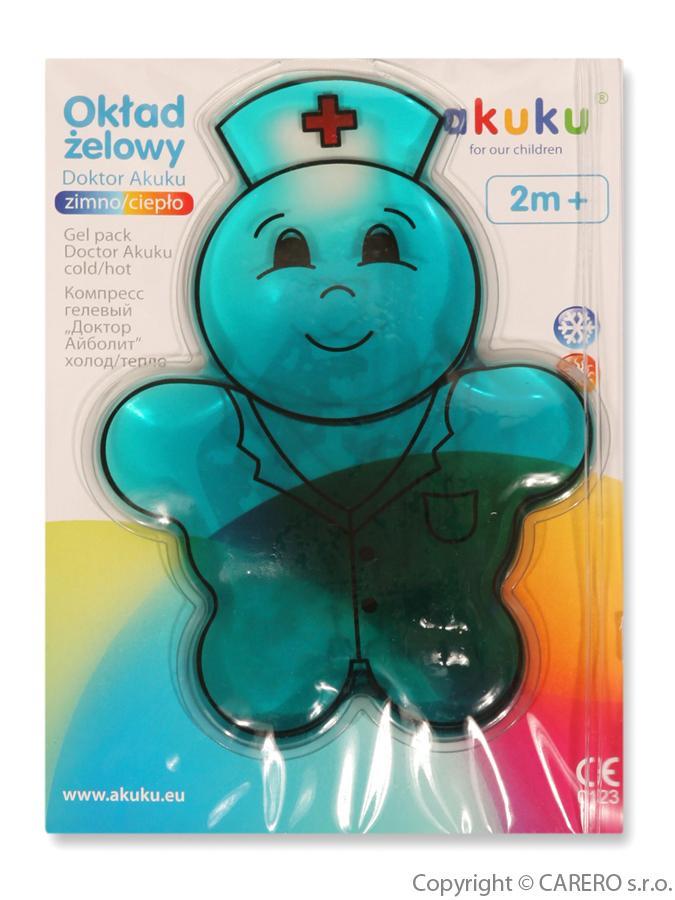 Gelový polštářek Akuku - dle obrázku