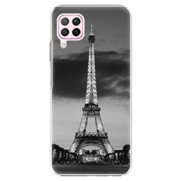 Plastové pouzdro iSaprio - Midnight in Paris - Huawei P40 Lite