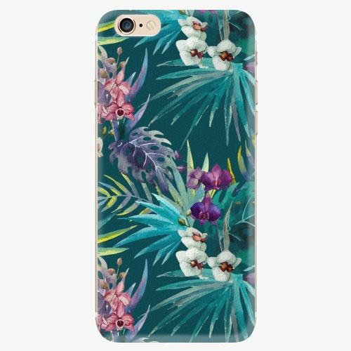 Plastový kryt iSaprio - Tropical Blue 01 - iPhone 6/6S