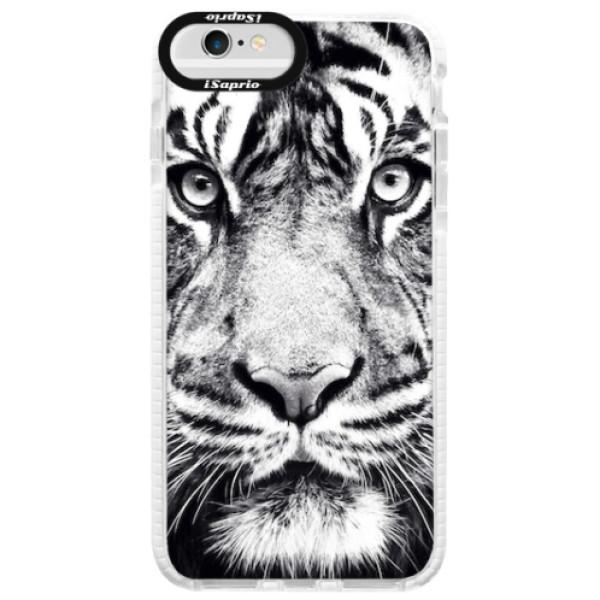 Silikonové pouzdro Bumper iSaprio - Tiger Face - iPhone 6 Plus/6S Plus
