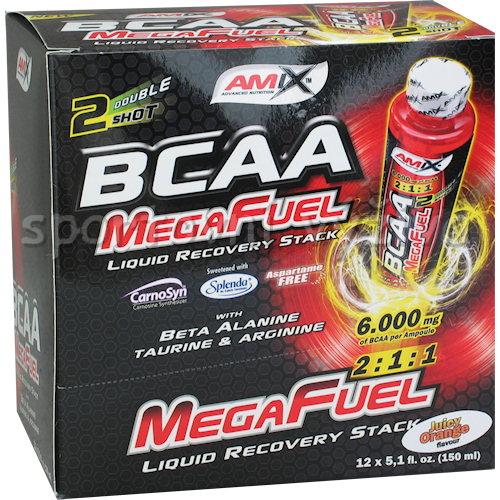 BCAA MegaFuel 6000
