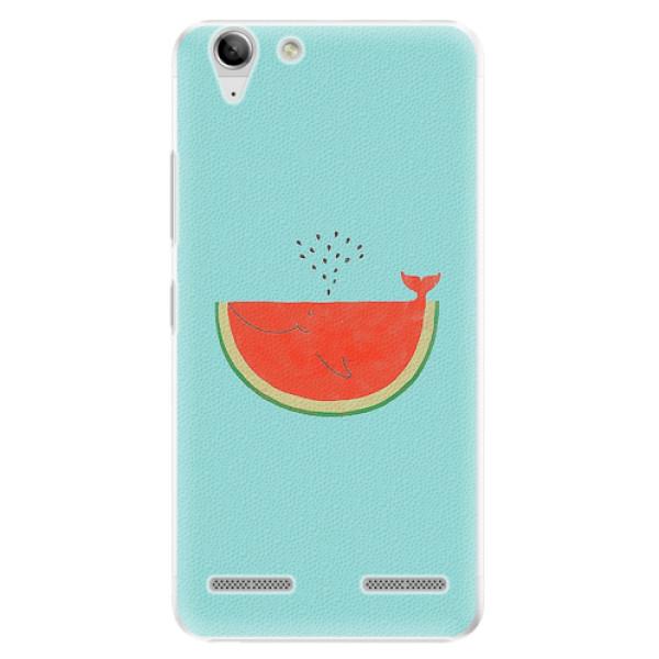 Plastové pouzdro iSaprio - Melon - Lenovo Vibe K5