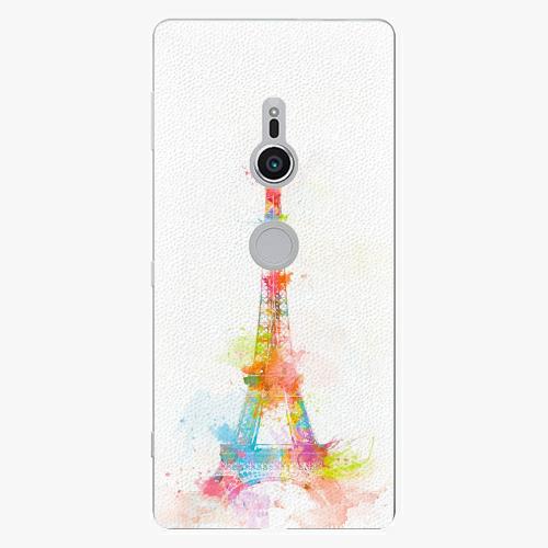 Plastový kryt iSaprio - Eiffel Tower - Sony Xperia XZ2