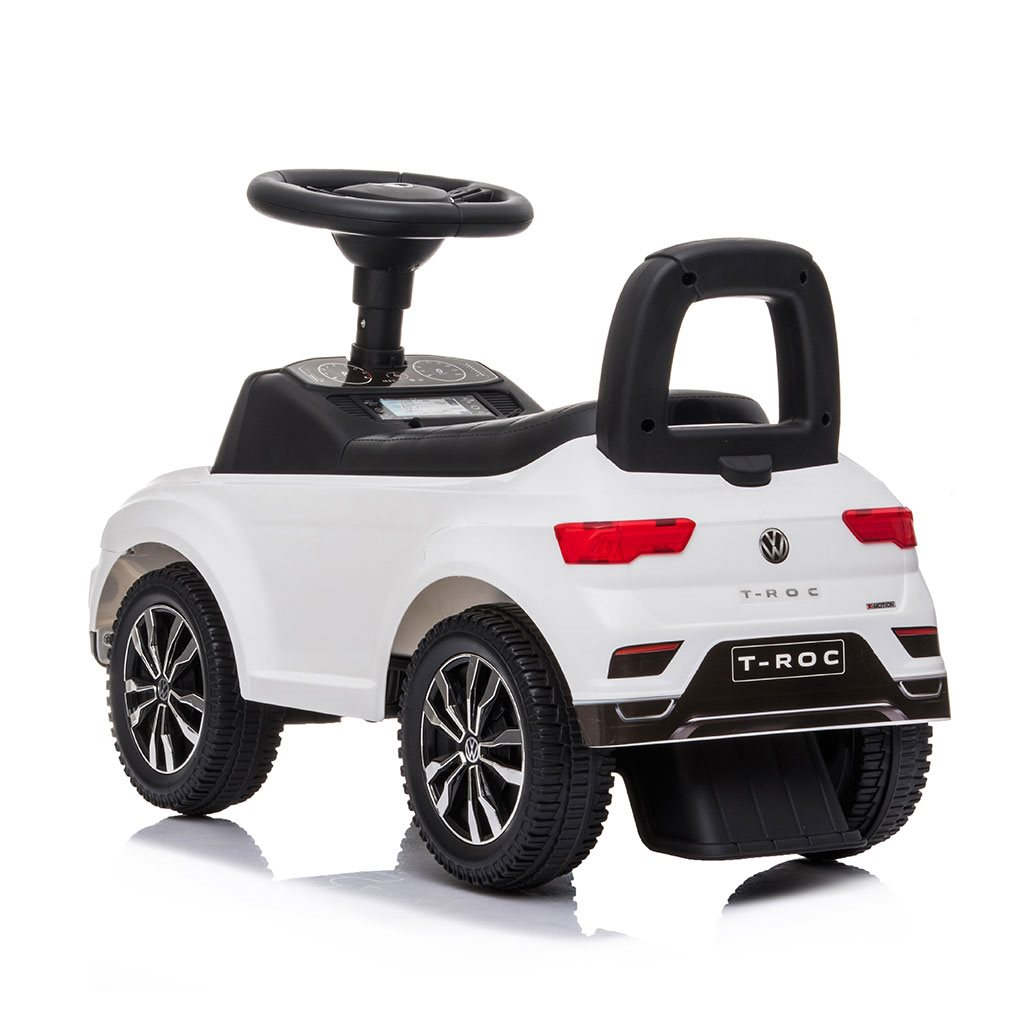 Odrážedlo Volkswagen T-Roc Baby Mix - bílá