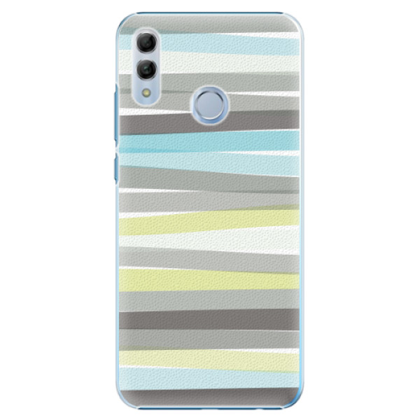 Plastové pouzdro iSaprio - Stripes - Huawei Honor 10 Lite