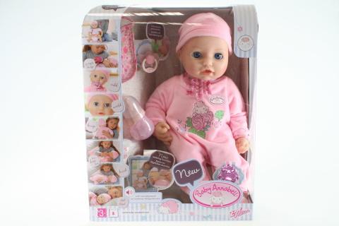 Baby Annabell 43 cm TV 1.10.- 31.12.2018