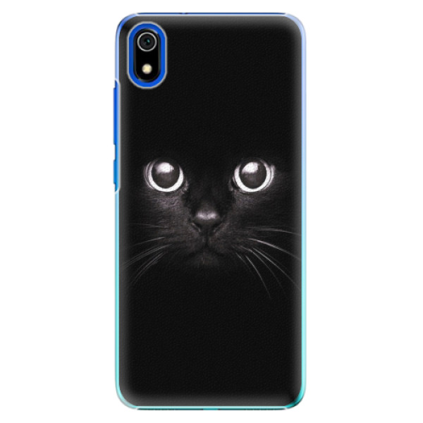 Plastové pouzdro iSaprio - Black Cat - Xiaomi Redmi 7A