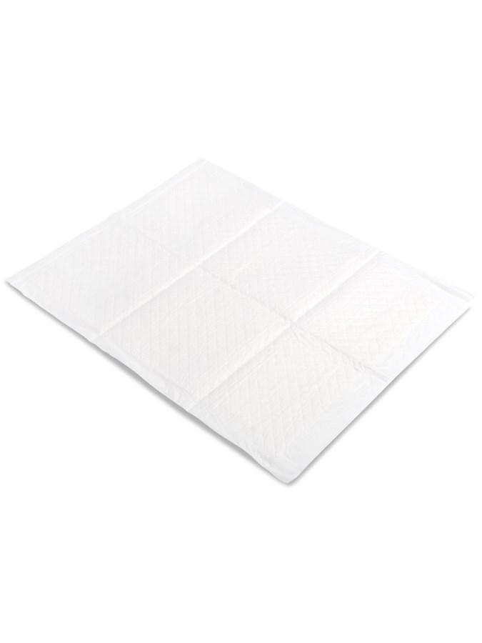 Jednorázová podložka Sensillo 60x60 - 10ks - bílá