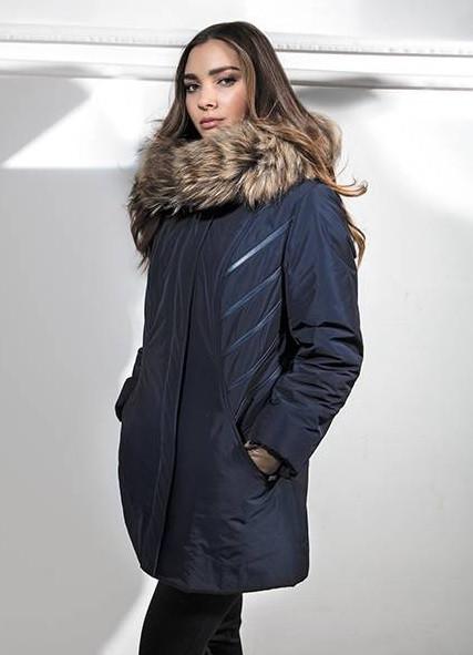 Dámský kabát Kira - Getex - Černá/42