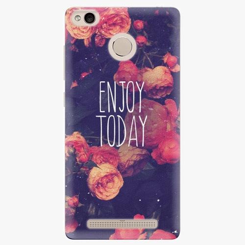 Plastový kryt iSaprio - Enjoy Today - Xiaomi Redmi 3S