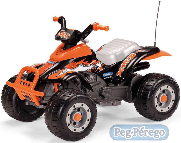 PEG PÉREGO Corral T-REX 12V 2 motory Elektrické vozítko