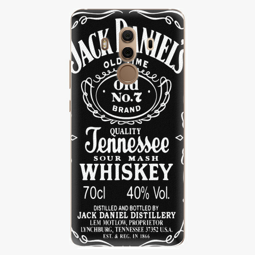 Plastový kryt iSaprio - Jack Daniels - Huawei Mate 10 Pro