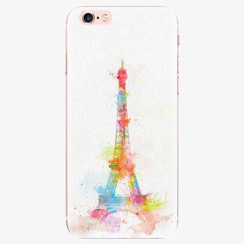 Silikonové pouzdro iSaprio - Eiffel Tower - iPhone 7