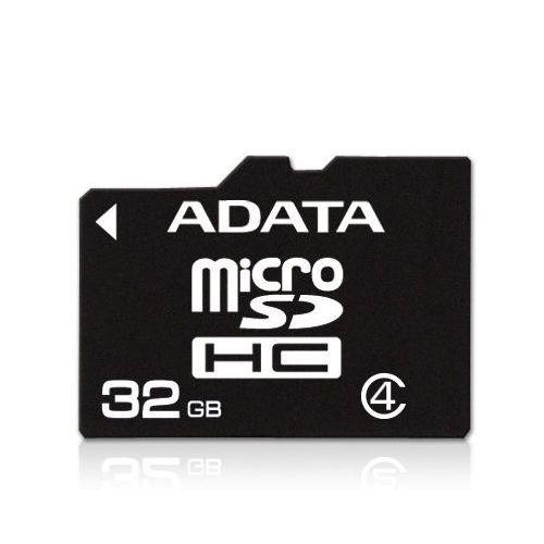Paměťová karta Adata MicroSDHC 32GB Class4