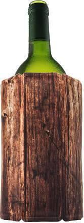38825606 IIC chladící návlek na víno, dřevo
