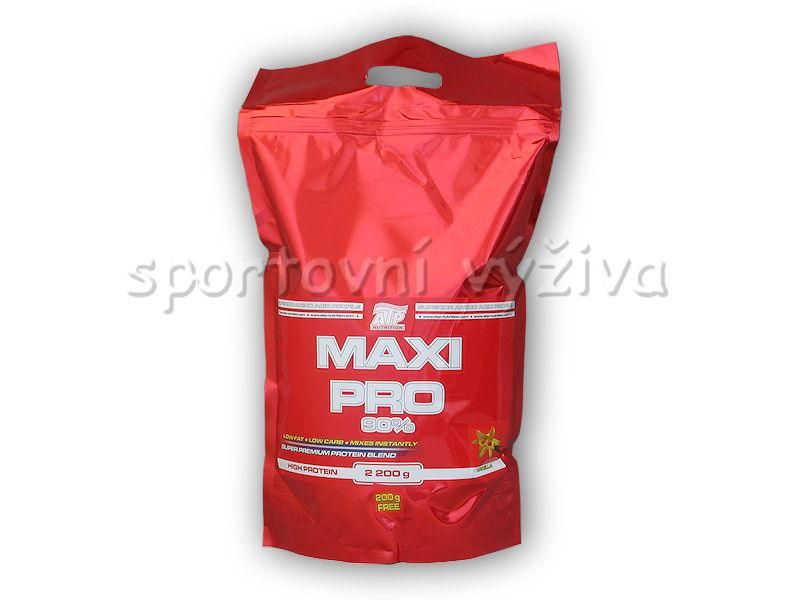 Maxi Pro 90% 2400g-cokolada