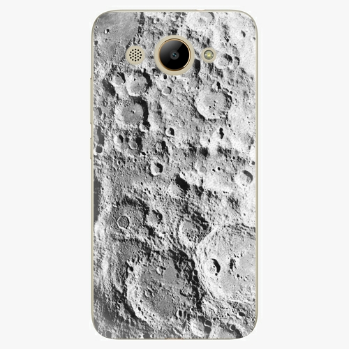 Plastový kryt iSaprio - Moon Surface - Huawei Y3 2017