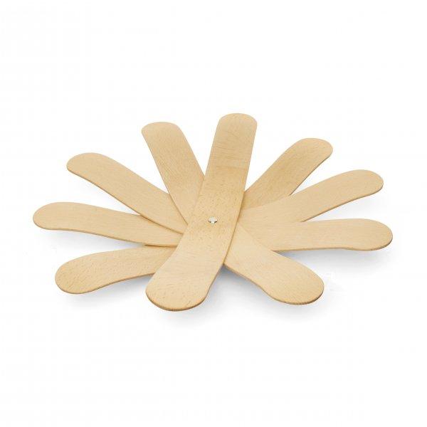 Dřevěná miska bumerang