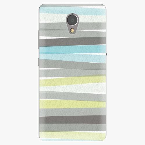 Plastový kryt iSaprio - Stripes - Lenovo P2