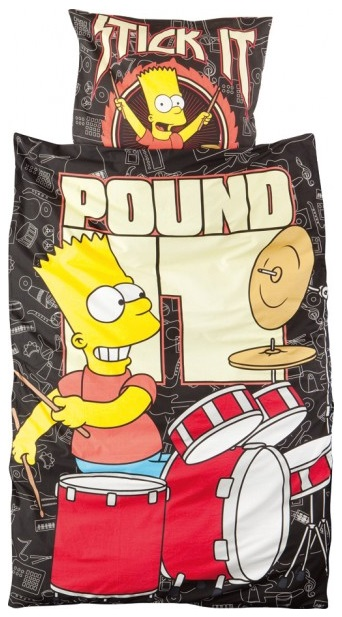 Povlečení Simpsonovi - Pound It
