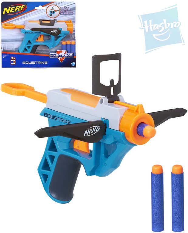 HASBRO NERF N-STRIKE Bowstrike set blaster + 3 šipky plast