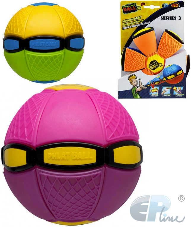 EP Line Phlat Ball junior disk plastový měnící se v míč 2v1 4 barvy