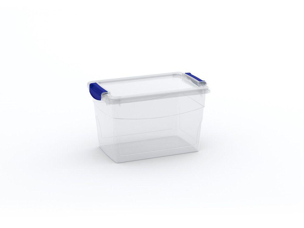 Transparentní úložný box OMNI KIS - S