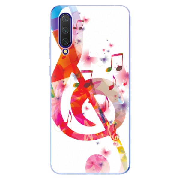 Odolné silikonové pouzdro iSaprio - Love Music - Xiaomi Mi 9 Lite
