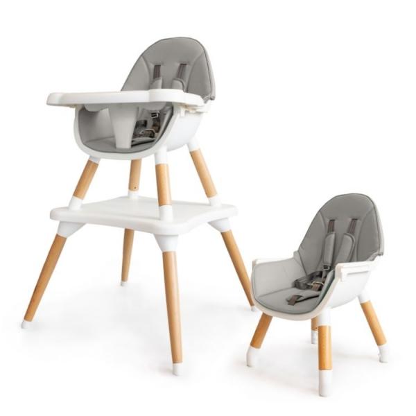 eco-toys-luxusni-jidelni-stolecek-kresilko-2v1-2020-sedy-bily