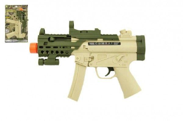 Pistole/samopal, 29 cm