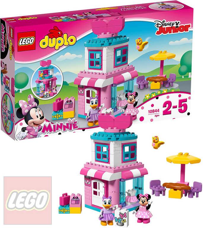 Stavebnice Lego Duplo Butik Minnie Mouse 10844 Stavebnice Název