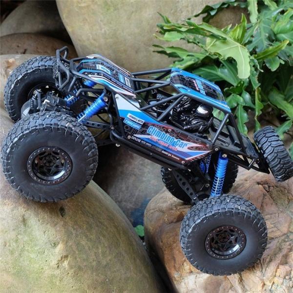 MZ-CLIMB - supersilný crawler 1/14 - modrý