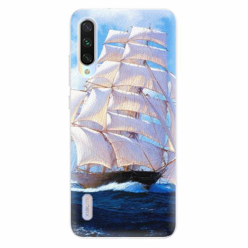 Silikonové pouzdro iSaprio - Sailing Boat - Xiaomi Mi A3