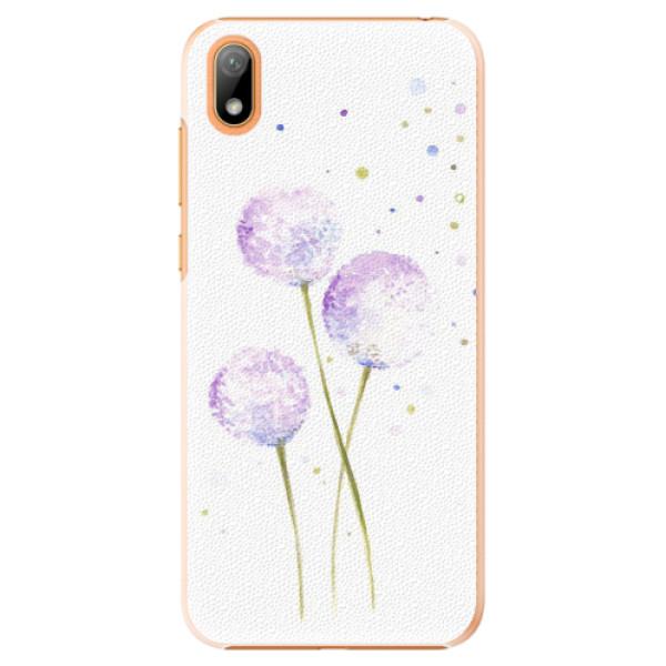 Plastové pouzdro iSaprio - Dandelion - Huawei Y5 2019
