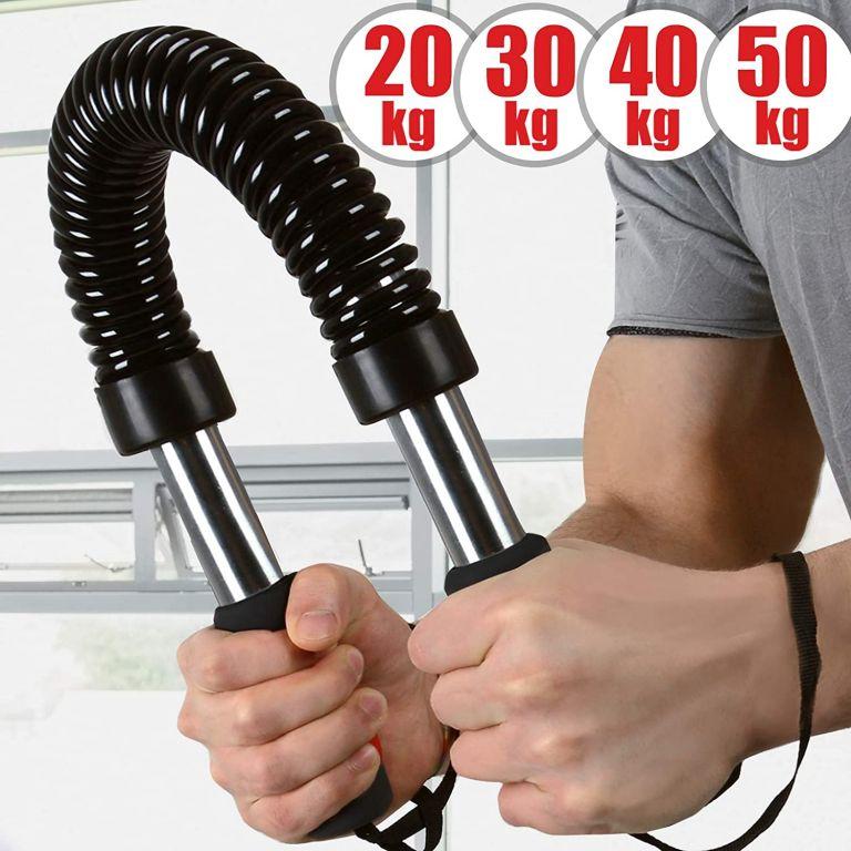 Posilovací ohýbací tyč, 30 kg