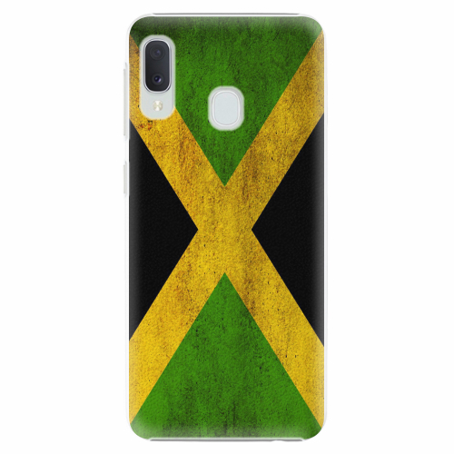 Plastový kryt iSaprio - Flag of Jamaica - Samsung Galaxy A20e