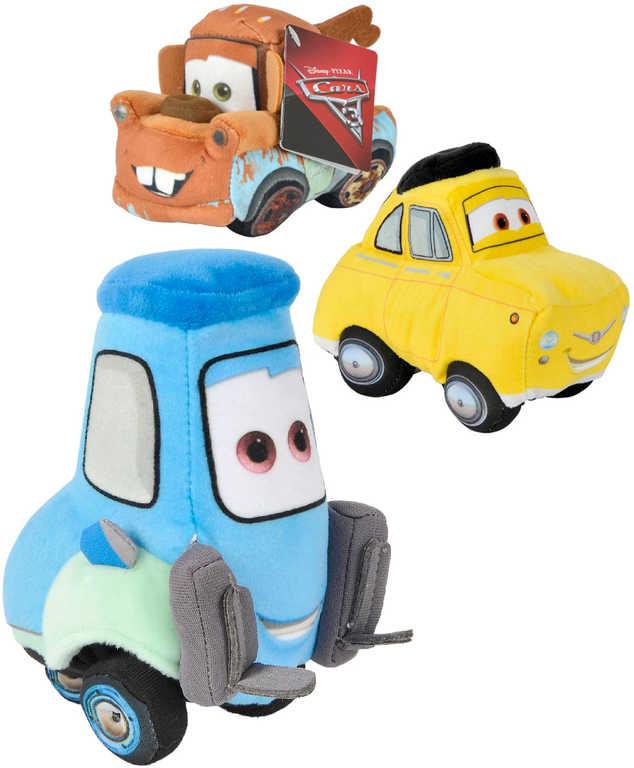 PLYŠ Autíčko Cars 3 (Auta) 17cm různé druhy *PLYŠOVÉ HRAČKY*