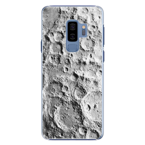 Plastové pouzdro iSaprio - Moon Surface - Samsung Galaxy S9 Plus
