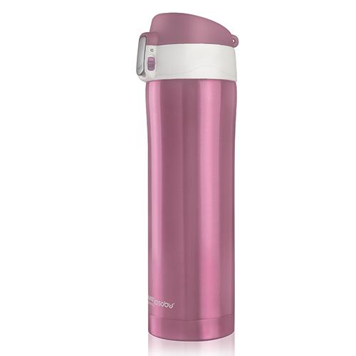 Elegantní dámská láhev DIVA CUP 450ml růžová
