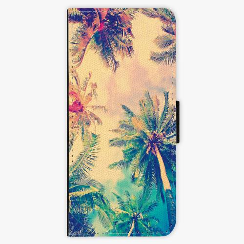 Flipové pouzdro iSaprio - Palm Beach - Samsung Galaxy J3 2016