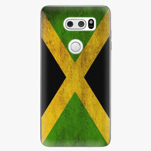 Plastový kryt iSaprio - Flag of Jamaica - LG V30