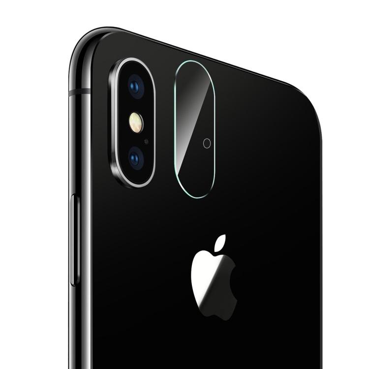 Tvrzené sklo na čočku fotoaparátu iPhone X