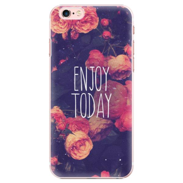 Plastové pouzdro iSaprio - Enjoy Today - iPhone 6 Plus/6S Plus