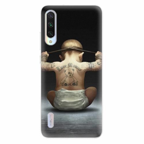 Silikonové pouzdro iSaprio - Crazy Baby - Xiaomi Mi A3