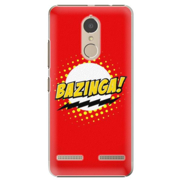 Plastové pouzdro iSaprio - Bazinga 01 - Lenovo K6