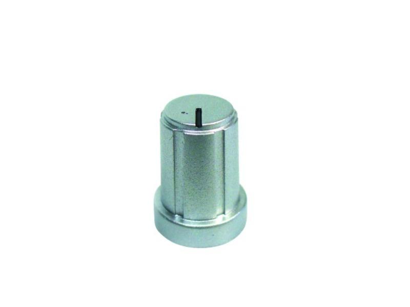 Kolečko otočné pro Omnitronic CDP, stříbrné