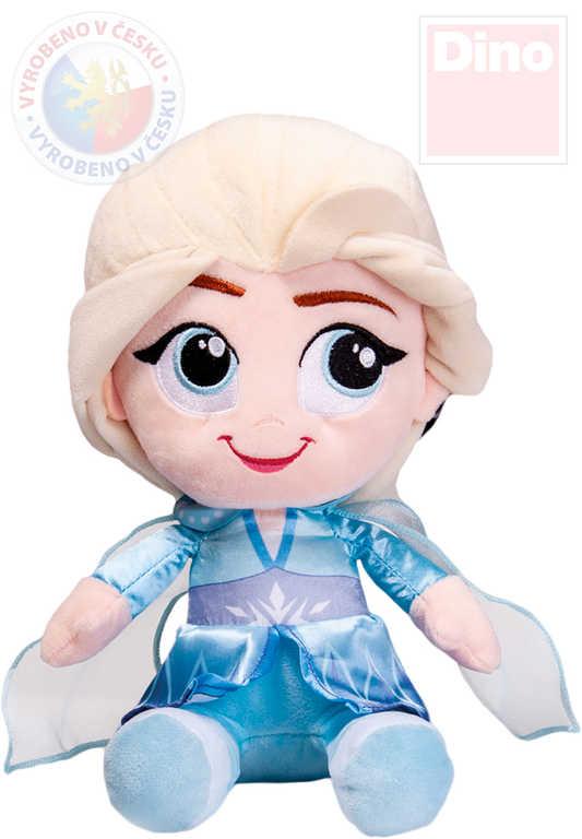 DINO Plyš Elsa 20cm Frozen II (Ledové Království) *PLYŠOVÉ HRAČKY*