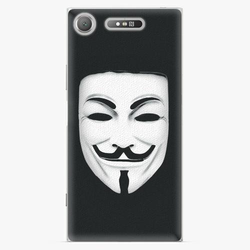 Plastový kryt iSaprio - Vendeta - Sony Xperia XZ1