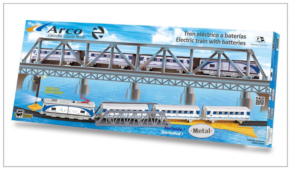 ARCO Renfe - osobní vlak
