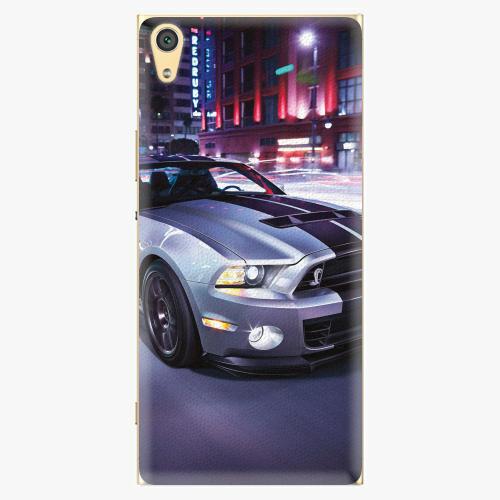 Plastový kryt iSaprio - Mustang - Sony Xperia XA1 Ultra